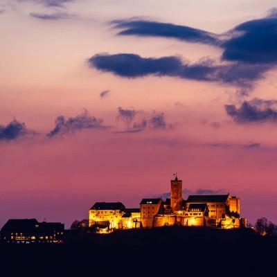Teaser zu Burgen und Schlösser in Thüringen